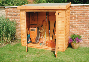 Shedlands - Tool Tidy wooden shed